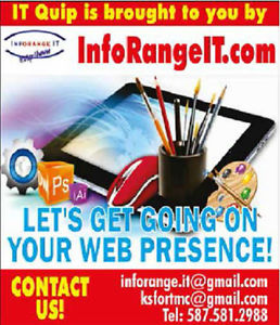 IT Quip brought to you by InfoRange IT Inc
